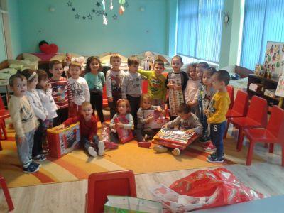 Доброволческа акция в Първа група 2017 год. - ДГ Светла - Пловдив