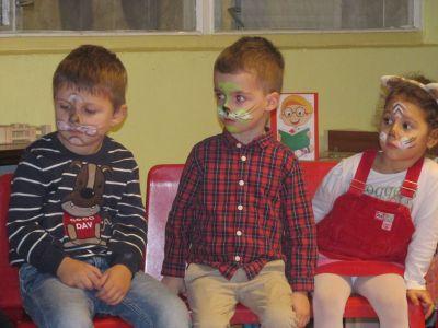 Ден на християнското семейство в Първа група - ДГ Светла - Пловдив
